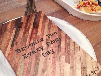 COPY COOK: Brownie Pan Every Damn Day