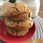 Ginger Sugar Cookies : The Ultimate Christmas Cookie