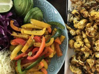 Cauliflower Meets Taco Tuesday